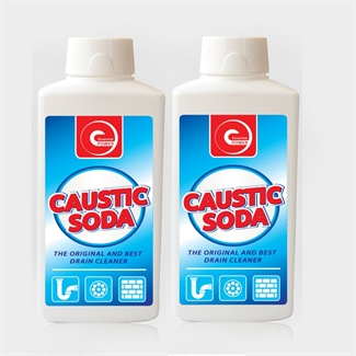 Soda Best Sink Toilet Drain Unblock Powder Cleaner Original Unblock 1KG x 2