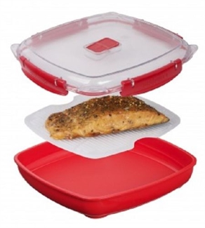Sistema Microwave Lunch Box Range