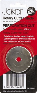 Jakar Perforation Cut Blade 7366B For Large Rotary Cutter