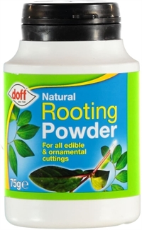 Doff Hormone Rooting Powder Help Encourage Root Growth Cuttings Natural 75g