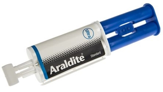 Araldite Standard 24ml Syringe Strong Adhesive Glue Solvent Free Epoxy Power