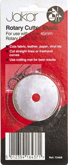 Jakar  Straight Cut Blade For Large Rotary Cutter