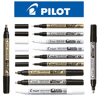 Pilot Super Colour Marker Pen