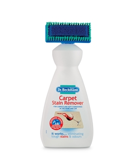 Dr. Beckmann Carpet Stain Remover With Applicator 650ml Upholstery Cleaner