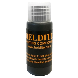 Heldite Gasket Jointing Compound & Universal Sealant, Thread Lock. Pipe seal 7ml Tester